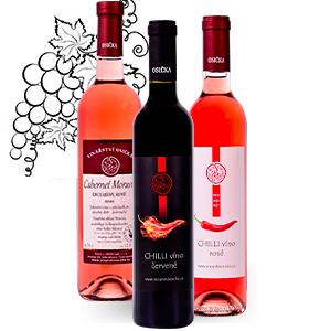 Speciální vína